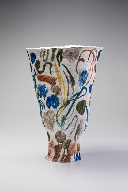 , 'Large vase,' 2015, Niagara Galleries