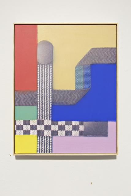, 'Structure,' 2017, Temnikova & Kasela