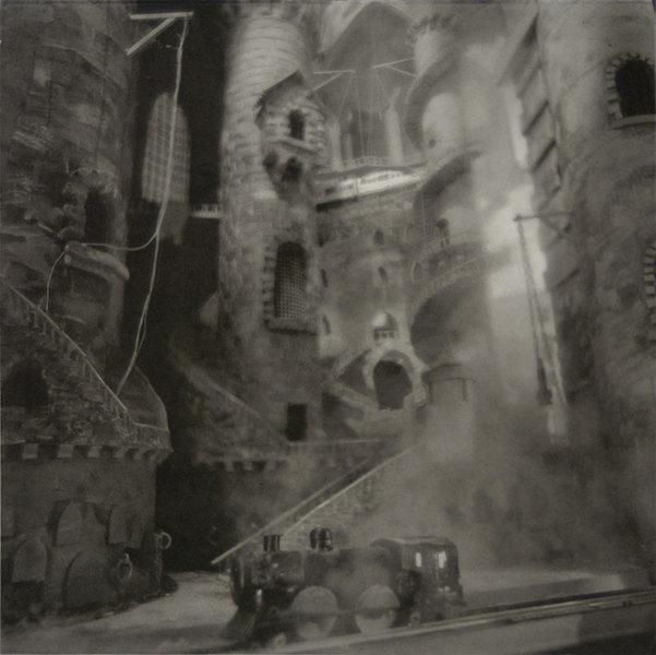 , 'Atlantic Trainyards,' 2009, Lesley Heller Gallery