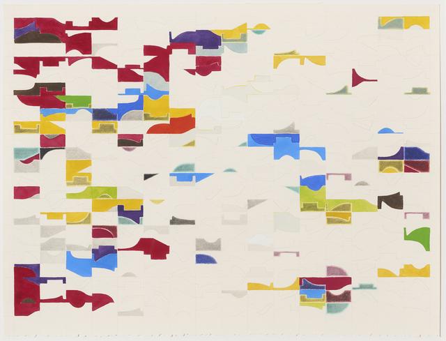 , 'Respiraciones C-H,' 2013, Henrique Faria Fine Art