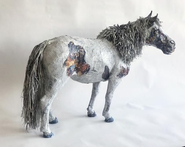 Will Kurtz, 'Einstein, World's Smallest Stallion', 2014, Clark Gallery