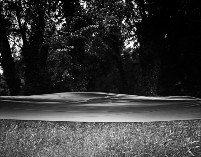 , 'Cloth and string #01,' 2012, Dedee Shattuck Gallery