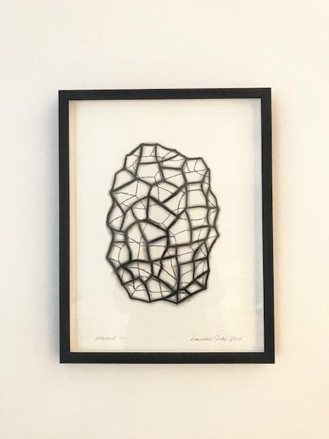 , 'Unward IV,' 2018, Candida Stevens Gallery