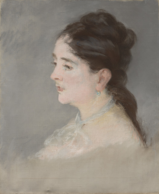 Édouard Manet, 'Claire Campbell', 1882, Pastel, Cleveland Museum of Art