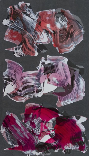 Nino Mustica, 'Wednesday, September 23, 2015', 2015, Painting, Resin, pigment and Duco lacquer on canvas, Scaramouche