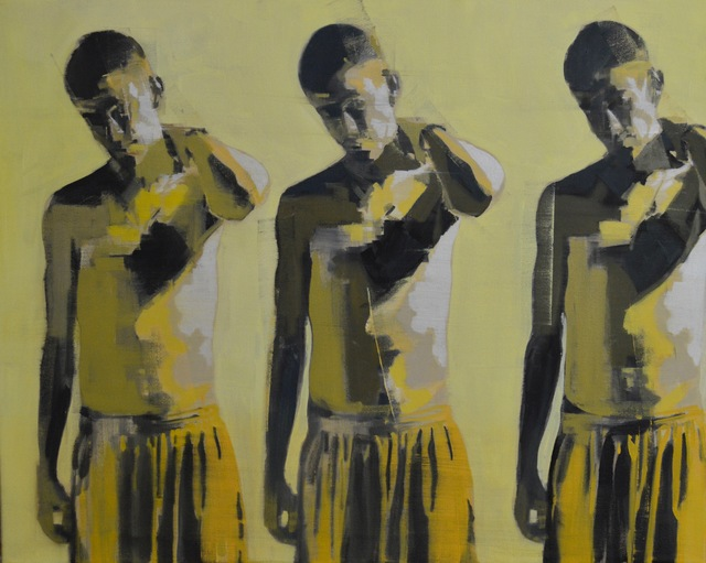 , 'This One Walking Beside Me #4,' , Gildea Gallery