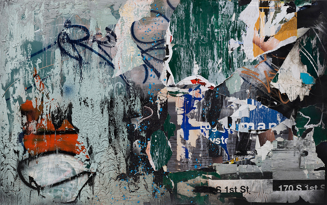 , 'Manifestation of the Body's Revolution,' 2018, Ben Brown Fine Arts