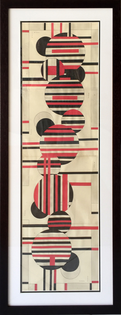 , 'Abstract Composition,' ca. 1950, SkyGallery