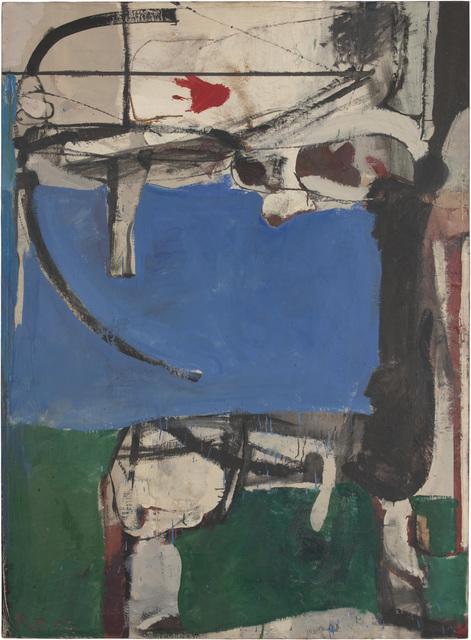 , 'Urbana #2 (The Archer),' 1953, Richard Diebenkorn Foundation