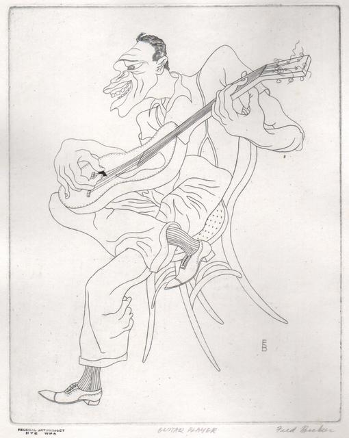 , 'Guitar Player ,' , Dolan/Maxwell