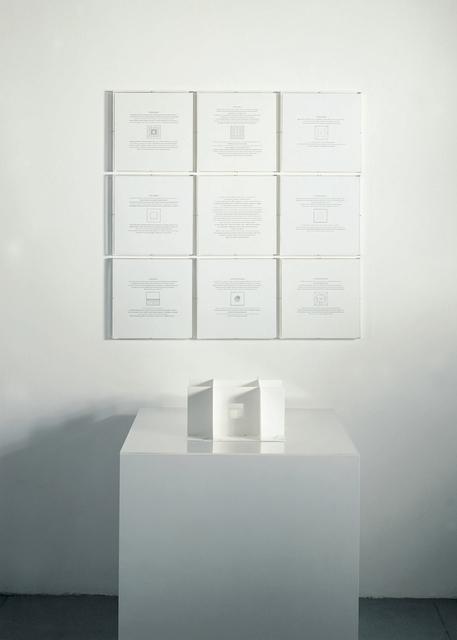 , 'Le Chiavi del museo,' 2004, Danilo Montanari Editore