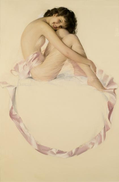 , 'Unknown (Girl on Cushion),' 1940-1950, Louis K. Meisel Gallery