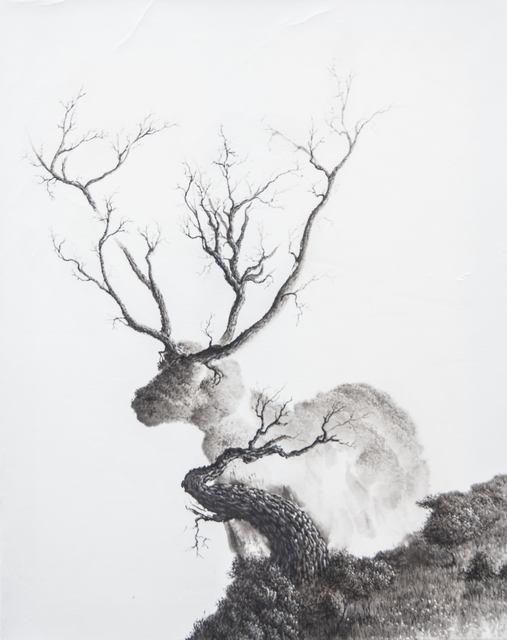 , 'Chaman's Dream III,' 2016, Galerie Dumonteil