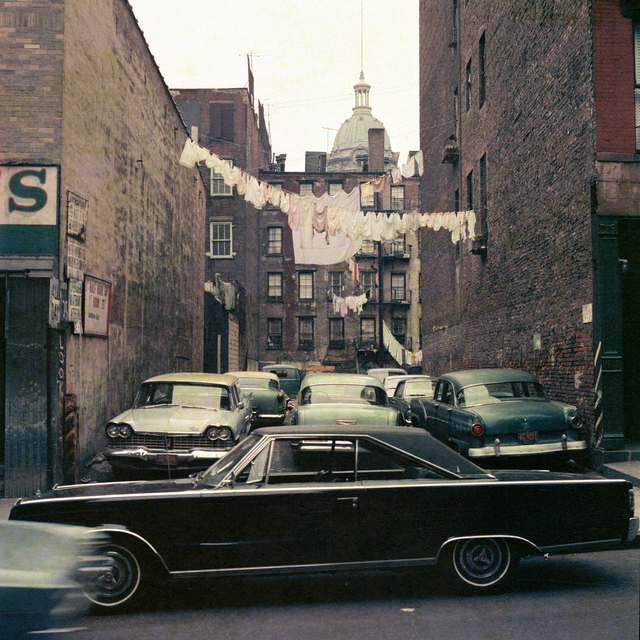 , 'Black 1967 Plymouth Belvedere, Brooklyn, New York,' 1967, David Hill Gallery