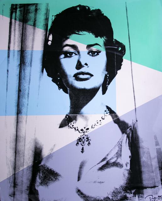 Peter Tunney, 'Sophia Loren', 2010-2017, White Cross