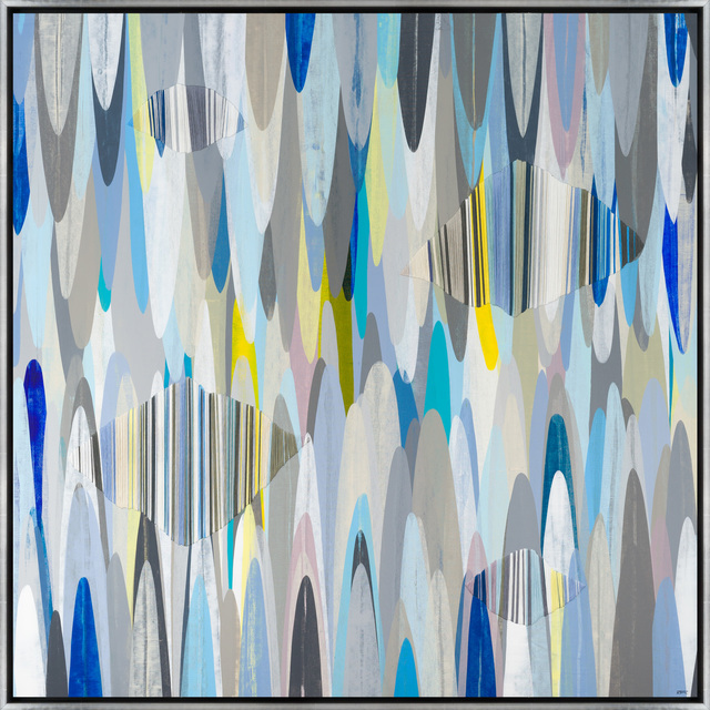 , 'Poemes LXIV,' , Merritt Gallery