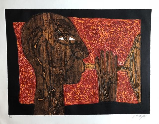 Choco, 'La China', 2014, Discoveries In Art