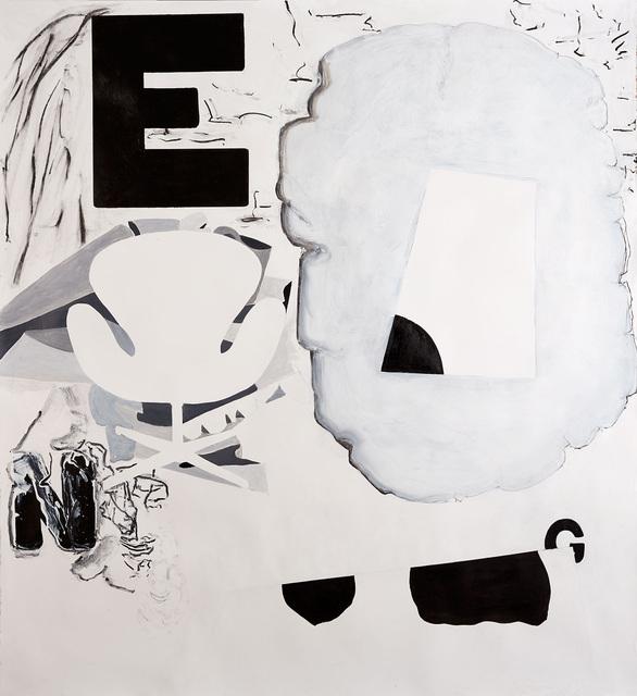 , 'ENG,' 2014, David Richard Gallery