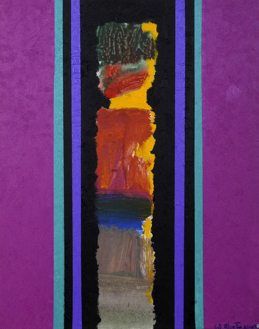 Eugene James Martin, 'Nothing Personal', 2003, Eugene Martin Estate