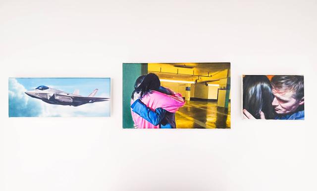 Robert Devriendt, 'A Tender Performance', 2015, Galerie Xippas