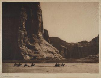Canon de Chelly, Navaho
