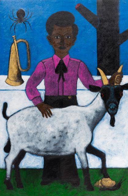 , 'King of Boys,' 2017, Ed Cross Fine Art