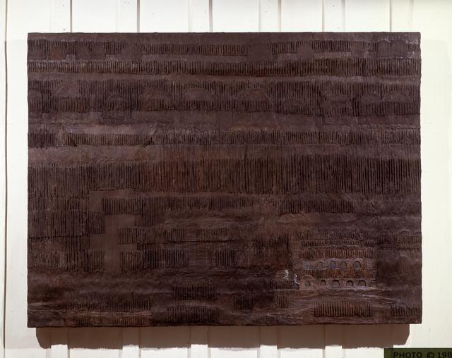 , 'Back to Back,' 1986, Lesley Heller Gallery
