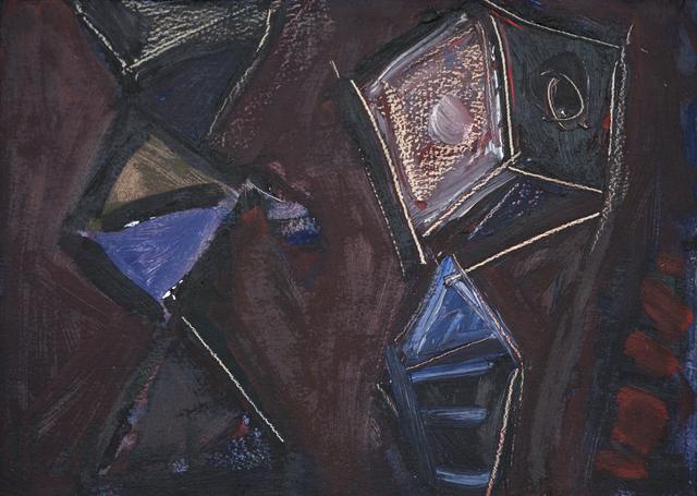 Iberê Camargo, 'Um Dado', 1983, Galeria Frente