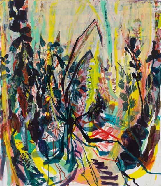 , 'Banded Together,' 2016, Asya Geisberg Gallery