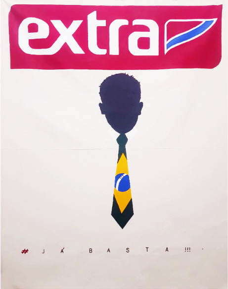 , 'Uma gravata extra,' , Baró Galeria