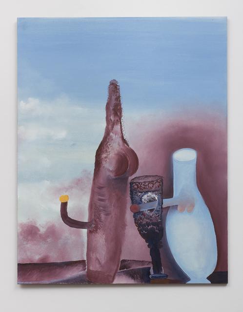 Santiago de Paoli, 2019, Galerie Jocelyn Wolff