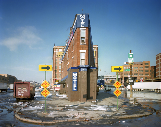 , 'Tenth and Eleventh Avenues, 1985,' 1985, Dillon + Lee