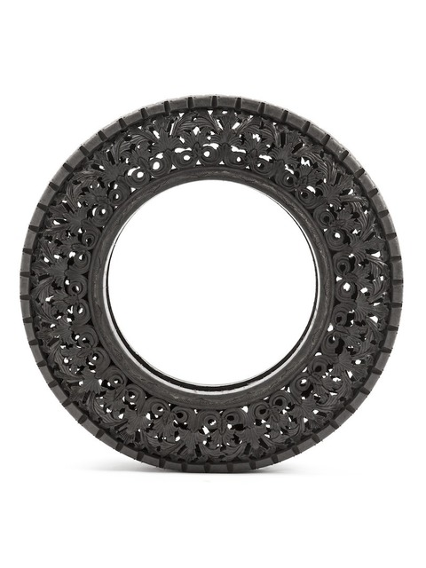 , 'Car Tyre,' 2010, Gary Tatintsian Gallery