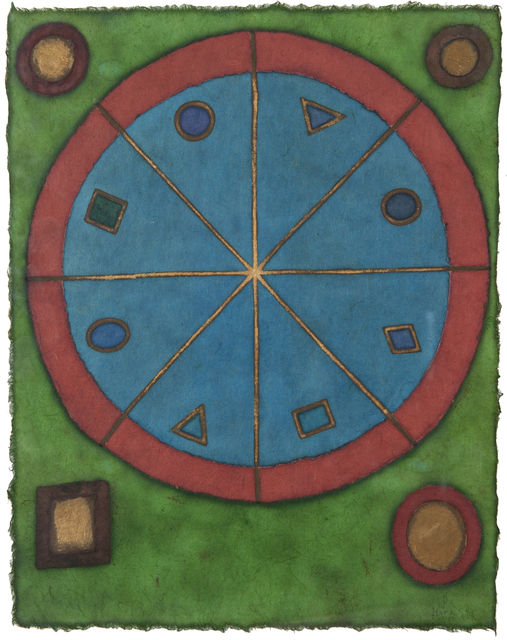 ", 'from the series ""Mandalas"",' 1972, Fólio Livraria"