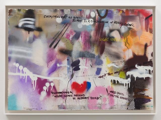 , 'Tablet # 7,' 2005-2018, Charlie James Gallery