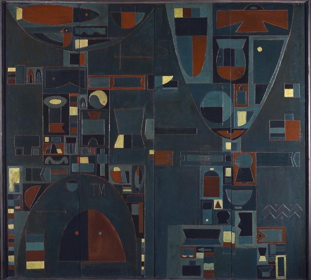 , 'Constructivo,' 1964, Galería de las Misiones