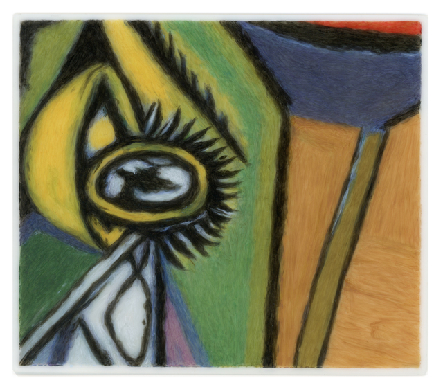 , 'Lover's Eye III: Dora IV (after Picasso),' 2015, Clark Gallery