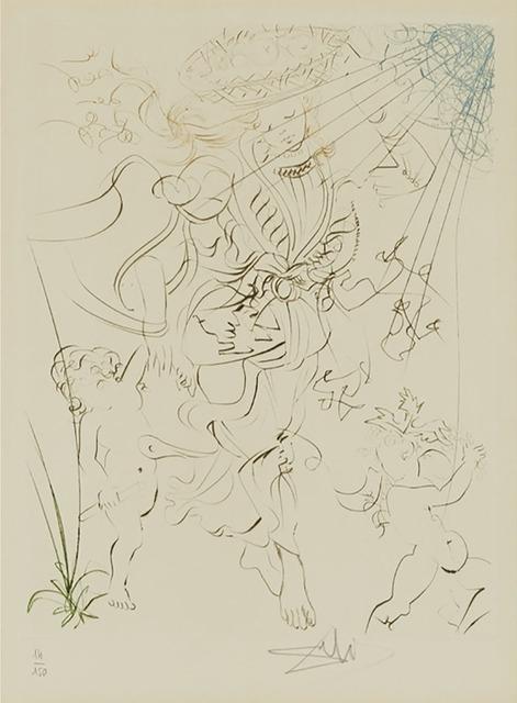 Salvador Dalí, 'Autumn', 1970, Waddington's
