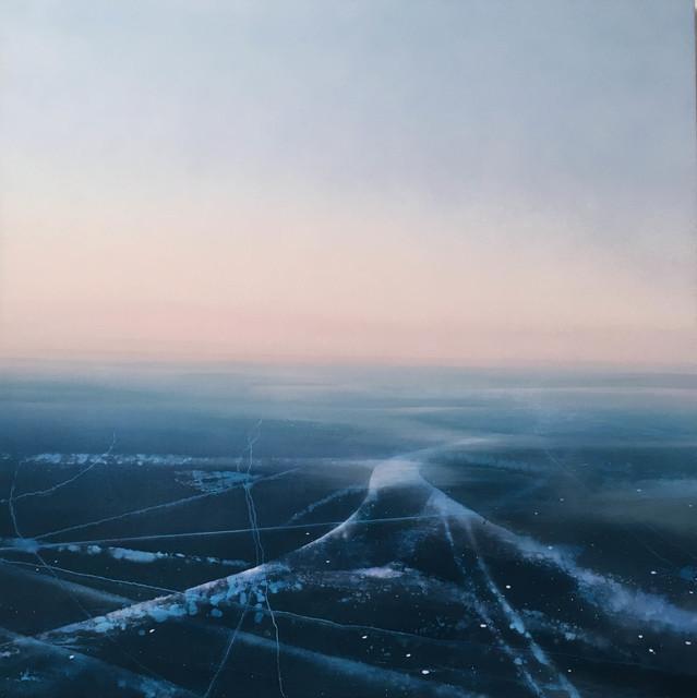 , 'Ice and Light,' , Crane Kalman Gallery