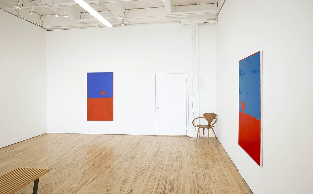 Clay Mahn | Softer Thoughts, installation view | 2018