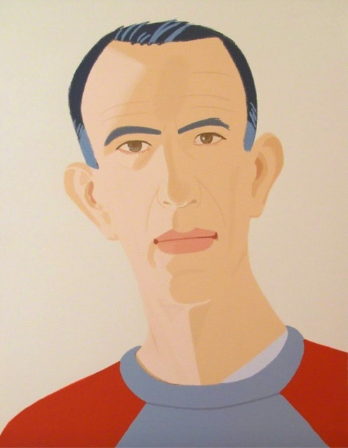 Alex Katz, 'Sweatshirt II', 1990, Print, Screenprint in colors, Upsilon Gallery