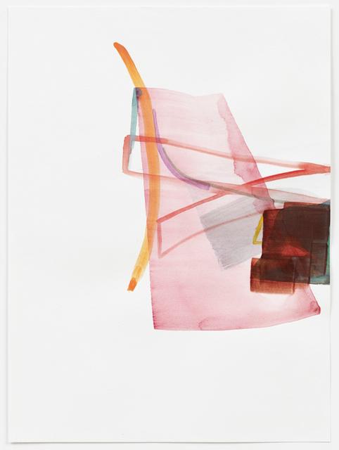 , 'Sidewinder,' 2015, Galerie Christian Lethert