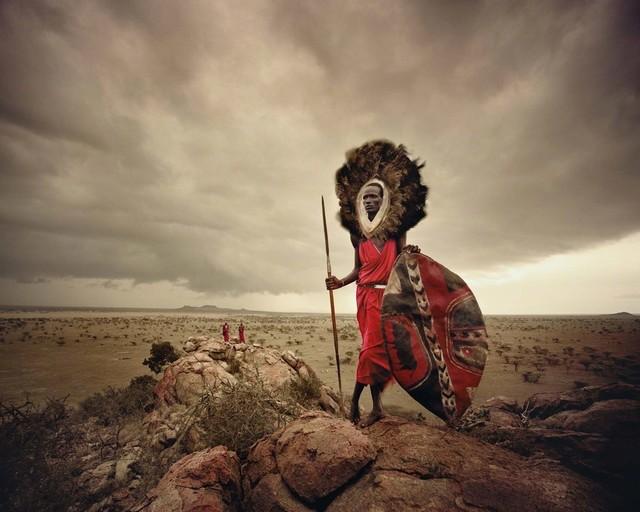, 'VIII 477  Sarbore, Serengeti  Tanzania -  Maasai, Tanzania, 2010,' 2010, Werkhallen // Obermann // Burkhard