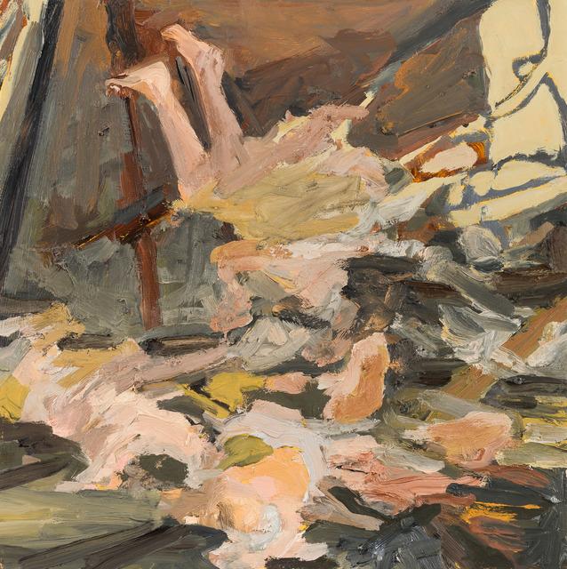, 'Fretful,' 2016, Klowden Mann