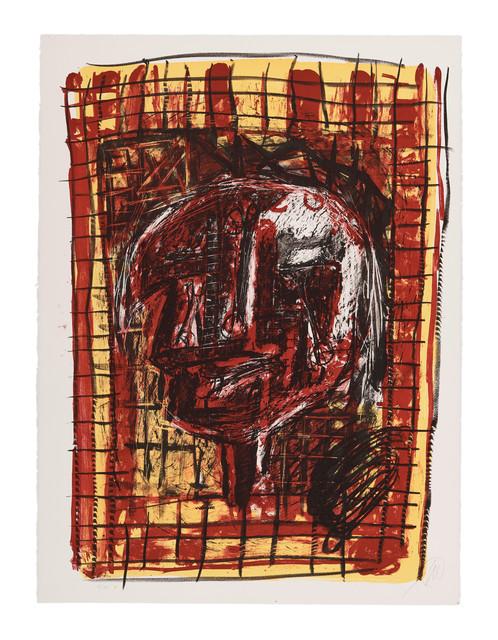 Markus Lüpertz, 'Parsifal - Männer ohne Frauen II', 1995, Bode Gallery