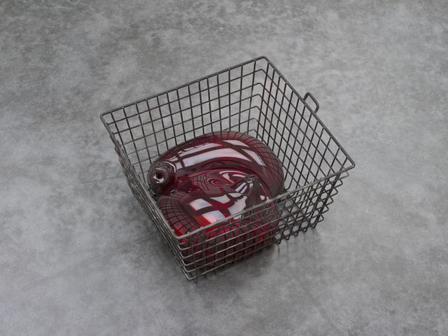 , 'Small Basket (square),' 2015, White Cube
