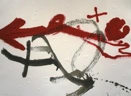 Antoni Tàpies, 'Carmi 7', 1994, Nicholas Gallery