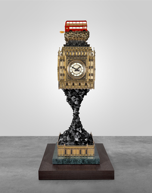 , 'Big Ben (Aftermath),' 2009-2014, Carpenters Workshop Gallery