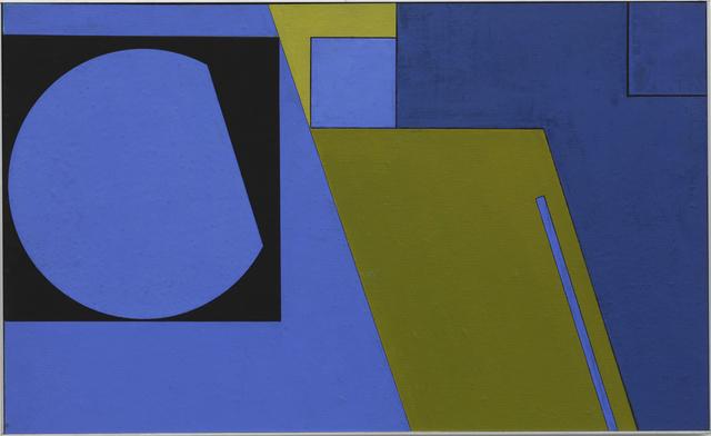 , 'Gegen Blautheorie,' 1958, Walter Storms Galerie