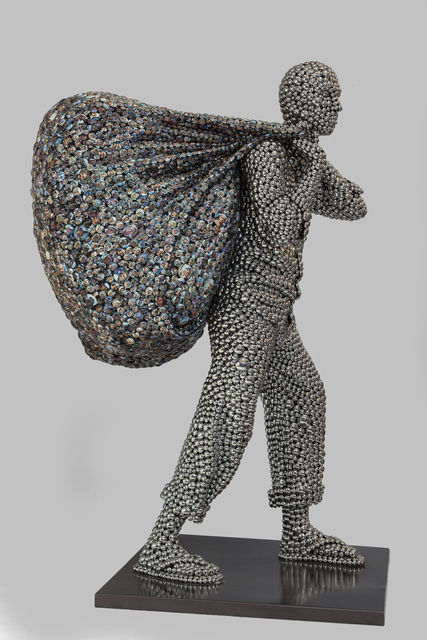 , 'Dhobi,' 2015, Opera Gallery